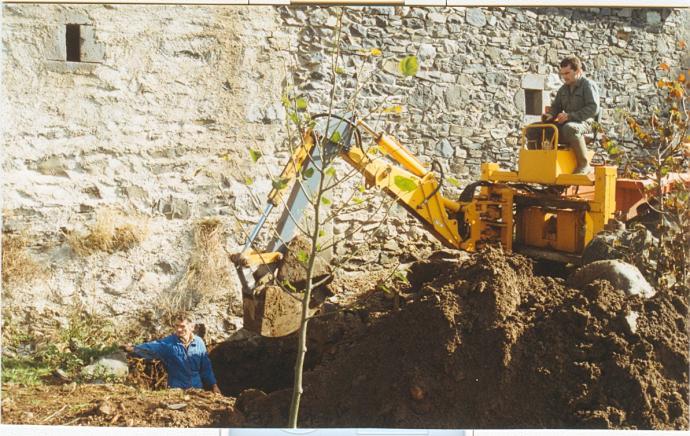 graven septic