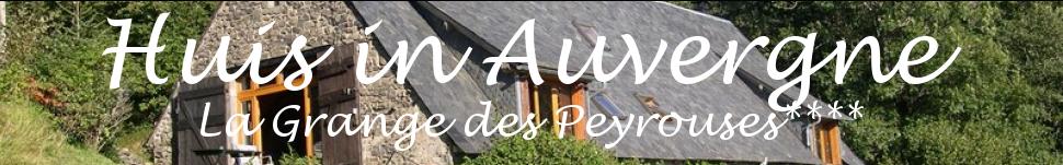 Huis in Auvergne